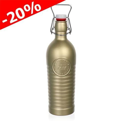 """1200ml bouteille fermeture mécanique """"1825 Champion"""""""
