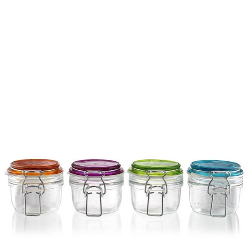 "125ml swing top jar ""Rocco Arancio"""