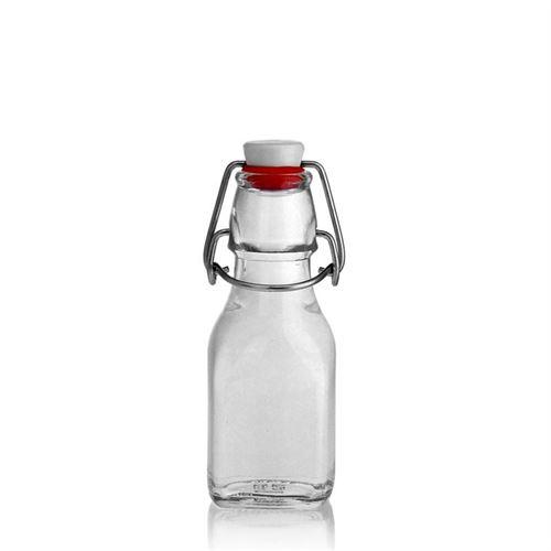 """125ml Bottiglia con chiusura meccanica """"Jumper"""""""
