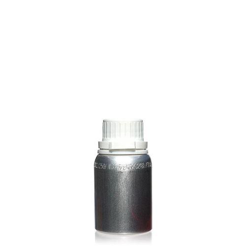 125ml aluminiumsflaske med UN godkendelse