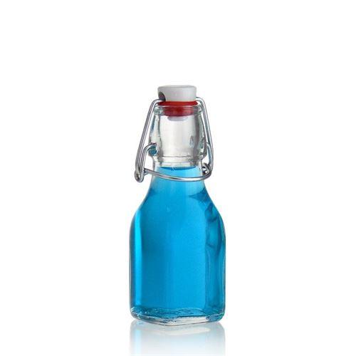 """125ml bouteille fermeture mécanique """"Jumper"""""""