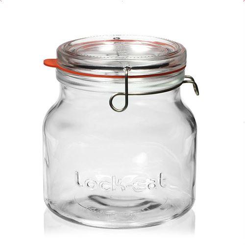 "1500ml beugelsluiting glas ""Lock-Eat"""