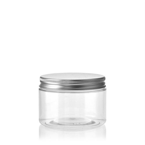 "150ml PET-pot ""Bella Mia"" aluminium schroefdeksel"