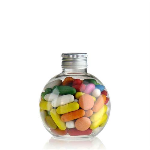 """150ml bottiglia a forma di palla """"Perry"""""""