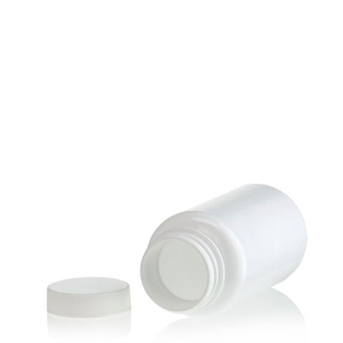 150ml white PET Packer