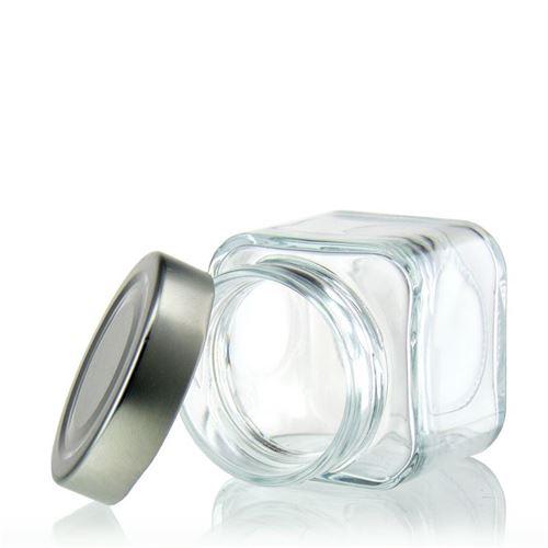 "156ml firkantet designerglas ""Funny"""
