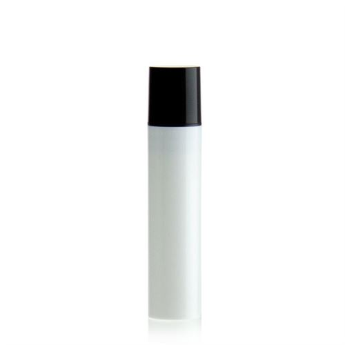 15ml airless pump NANO white/black