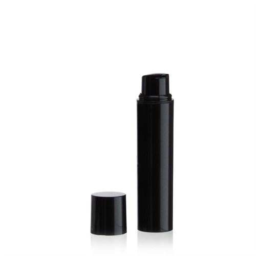 "15ml Airless Dispenser NANO ""Beautiful Black"""