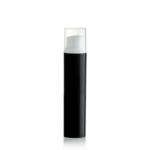 10ml Airless Dispenser NANO black/white