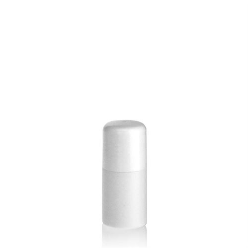 "15ml HDPE bottle ""Tuffy"" white with dispensing tip"