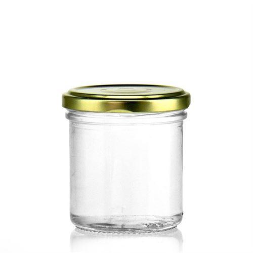 165ml Sturzglas mit Twist Off 66