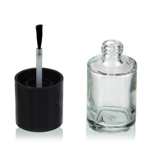 "16ml nail polish bottle with brush ""London"""