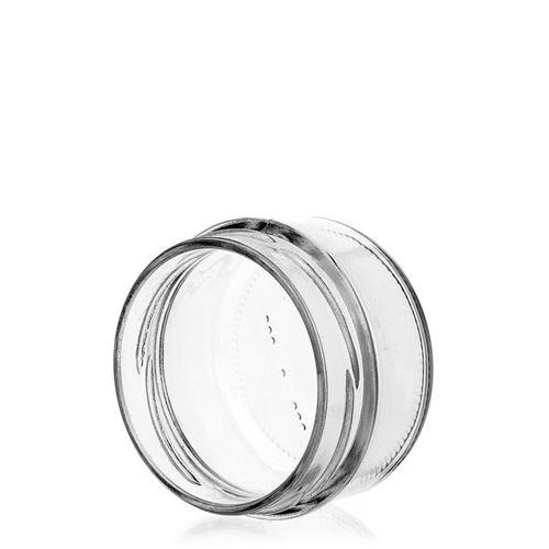 """190ml rundes Designerglas """"Monza"""" schwarz"""