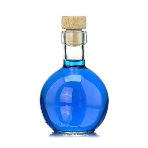 "200ml Klarglasflasche ""Monaco"""