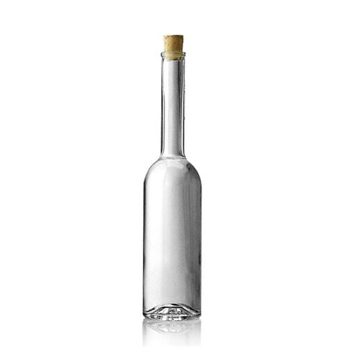 "200ml bouteille en verre clair ""Opera"""