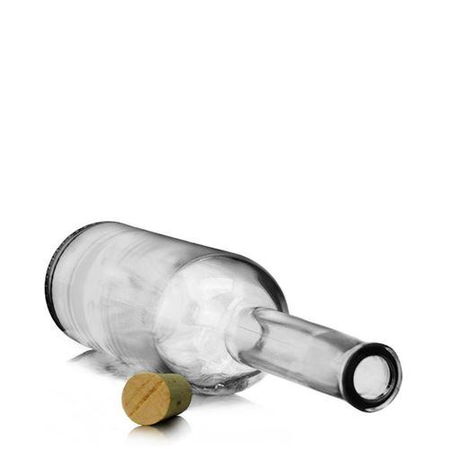 """200ml flaske i klart glas """"Opera"""""""