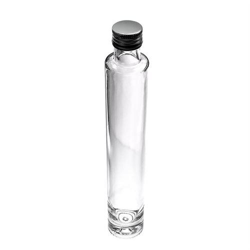 "200ml schroefdop fles ""Linus"""