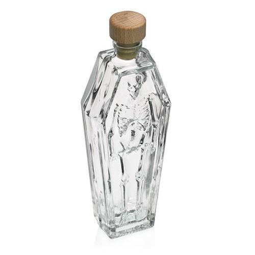 """200ml Bottiglia in vetro chiaro """"Finito"""""""