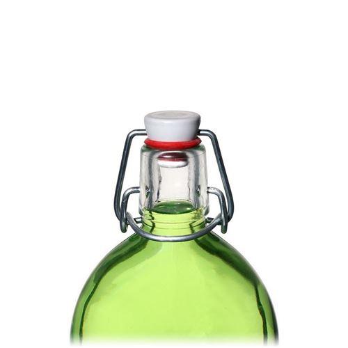 """200ml Bügelverschlussflasche """"Feierabend"""""""