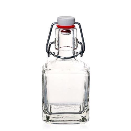 """200ml Bügelverschlussflasche """"Kubica"""""""