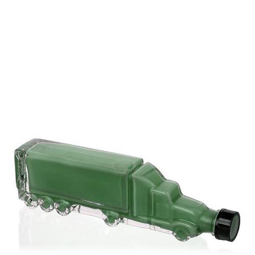 """200ml Klarglasflasche """"Truck"""""""