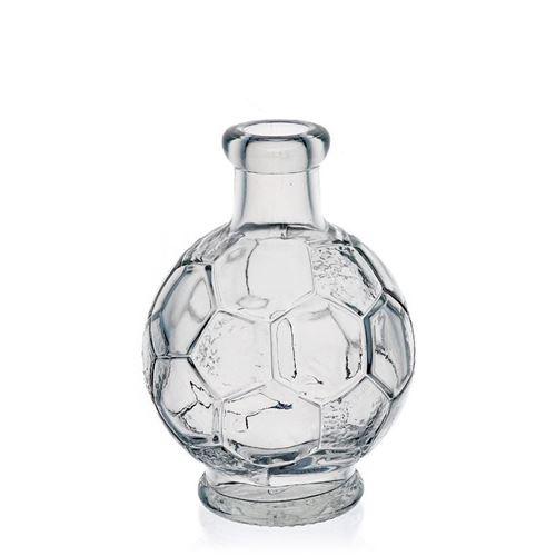 """200ml Klarglasflasche """"Fußball"""""""