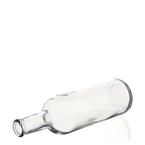 "200ml Bottiglia in vetro chiaro ""Studio"""