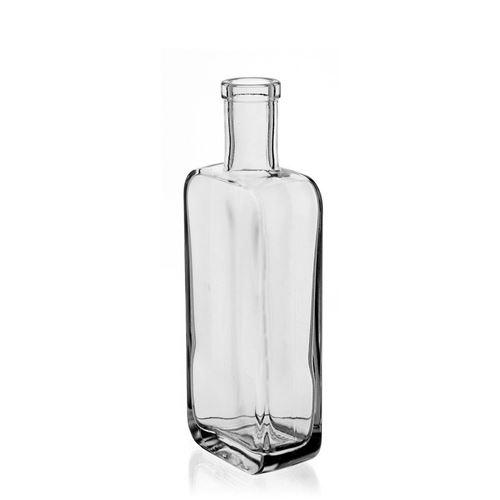 "200ml Klarglasflasche ""Nice"""