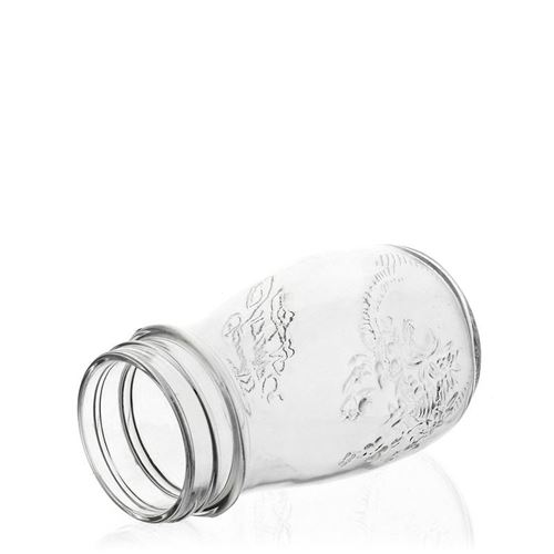 "200ml Weithalsflasche ""Rocco Classic"""