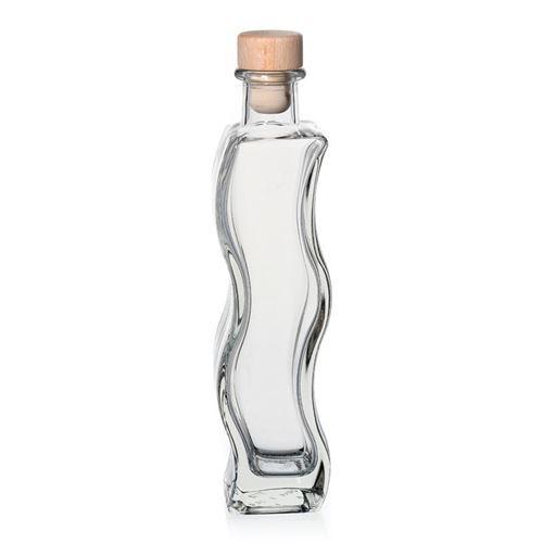 200ml Wellenflasche
