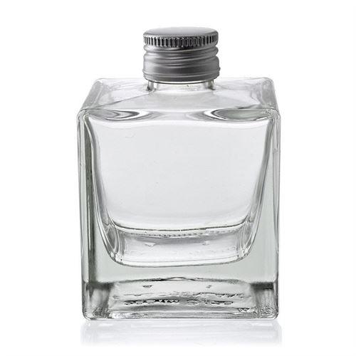 """200ml bottiglia con tappo a vite """"Cube"""""""