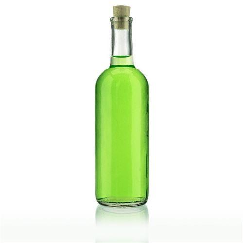 "200ml bouteille en verre clair ""Studio"""