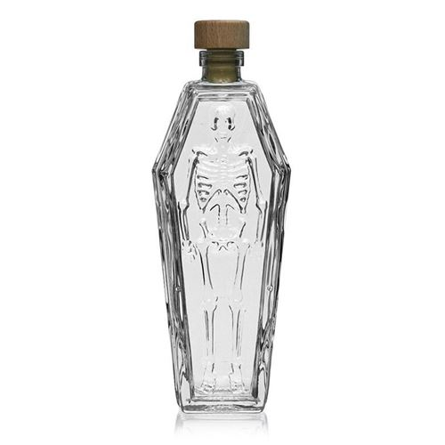 "200ml flaske i klart glas ""Finito"""