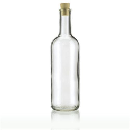 "200ml glazen fles clear ""Studio"""