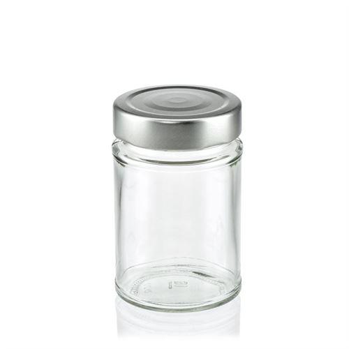 """200ml round design jar """"Summertime"""""""
