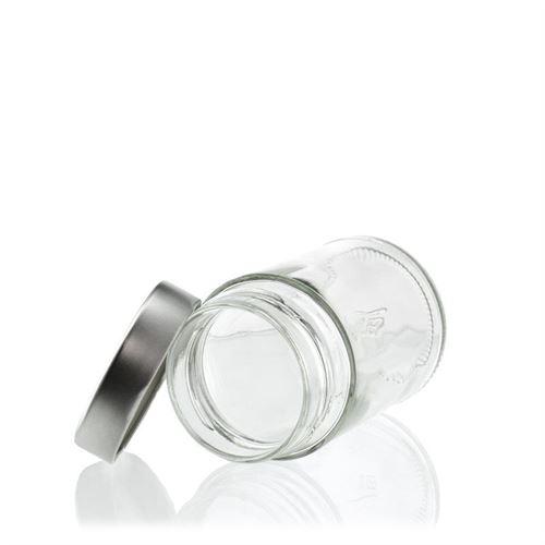 "200ml vasetto rotondo in vetro designer ""Summertime"""