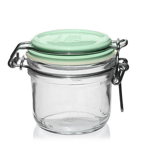 "200ml swing top jar ""Rocco Nature"""