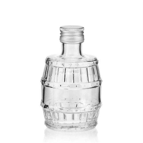 """200 ml bottiglia con tappo a vite """"Barrile"""""""