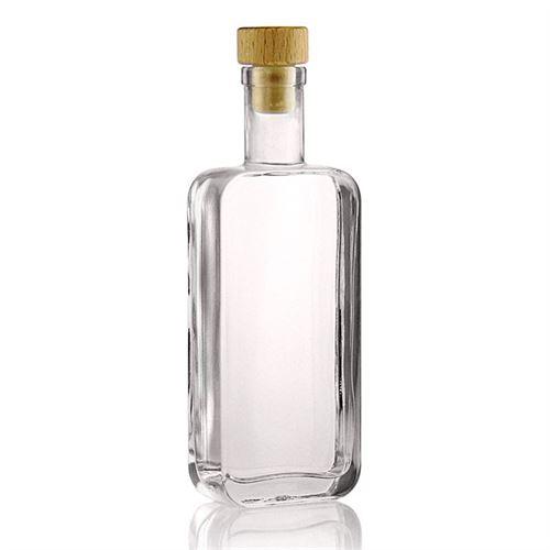 "200ml bouteille en verre clair ""Nice"