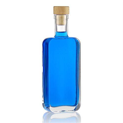 """200ml flaske i klart glas """"Nice"""""""