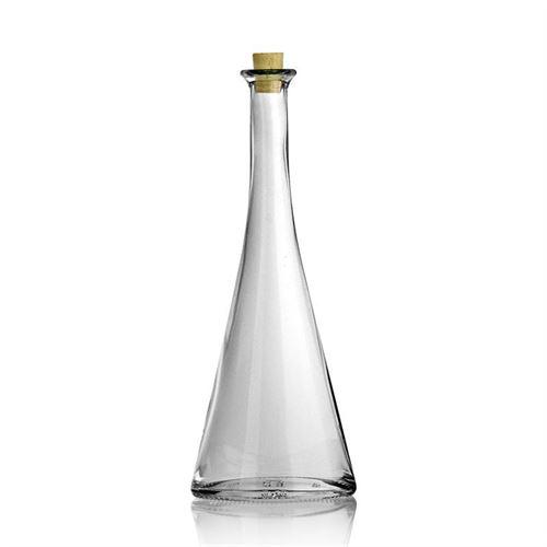 "200ml bouteille verre clair ""Thomas"""