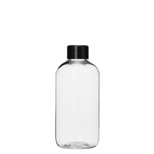 "200ml PET-flaske ""Boston"", sort"