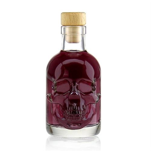 200ml Bottiglia Pirata