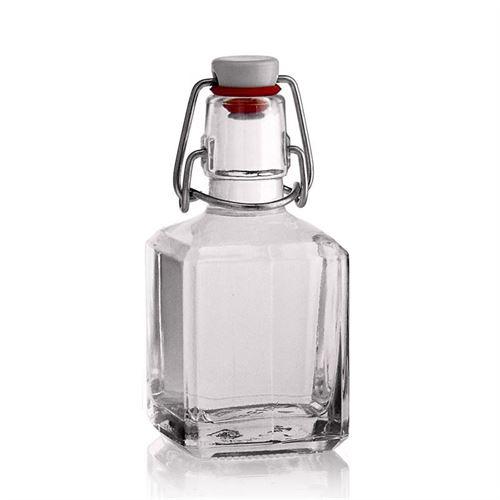 """200ml Bottiglia con chiusura meccanica """"Kubica"""""""
