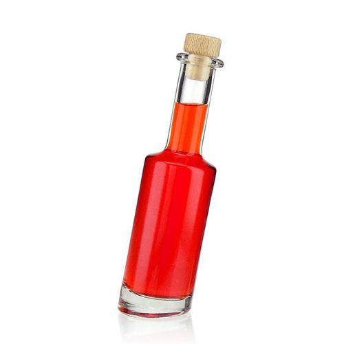 """200ml Bottiglia in vetro chiaro """"Bounty"""""""