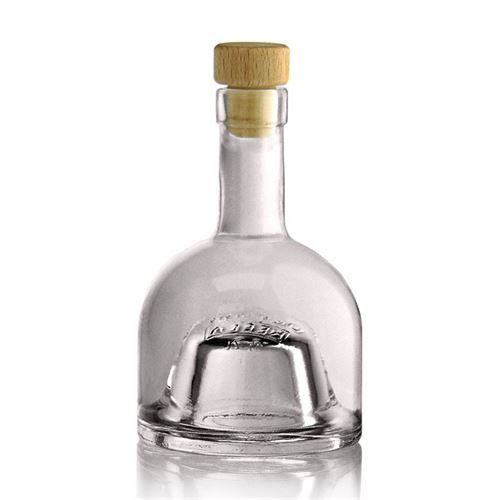 "200ml Bottiglia in vetro chiaro ""Kato"""