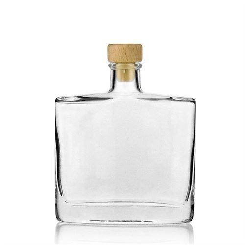 """200ml Bottiglia in vetro chiaro """"Zorbas"""""""
