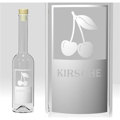 200ml nepera flasche kirsche. Black Bedroom Furniture Sets. Home Design Ideas