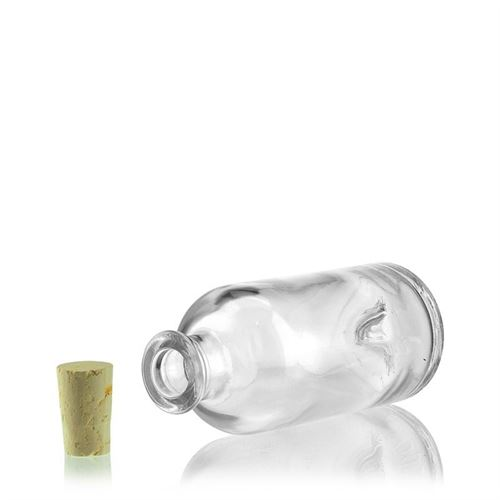 200ml apotekerflaske, høj