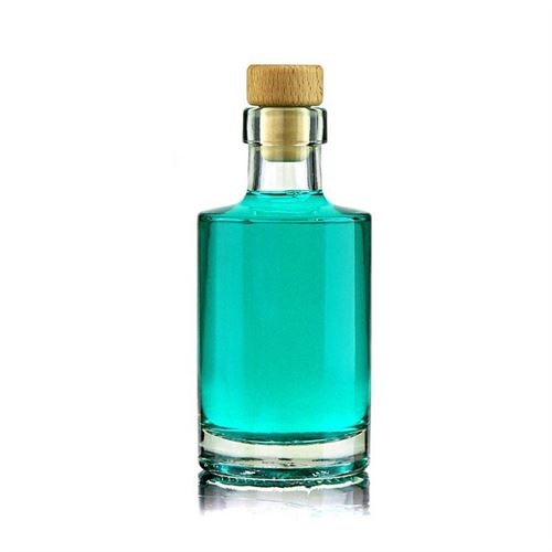 "200ml bouteille en verre clair ""aventura"""